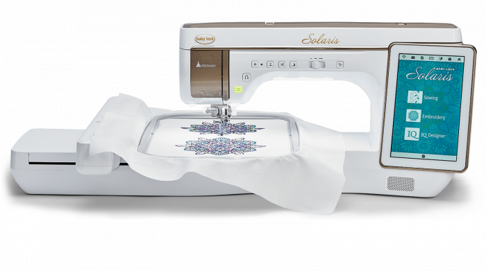 Solaris - Sewing Machine - Baby Lock Products
