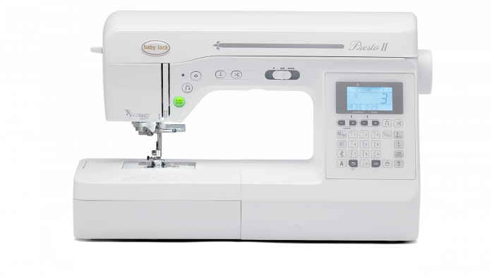 Baby Lock Presto II Sewing and Quilting Machine