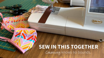 How to sew a homemade facebook