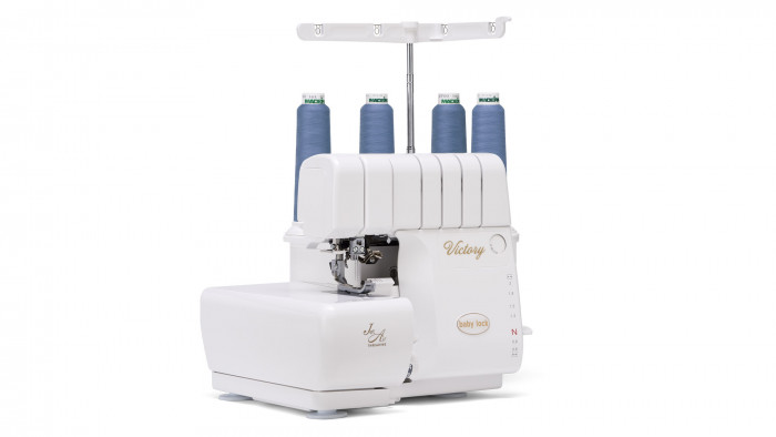 Baby-Lock_Victory_serger_built-in-needle-threader-serger