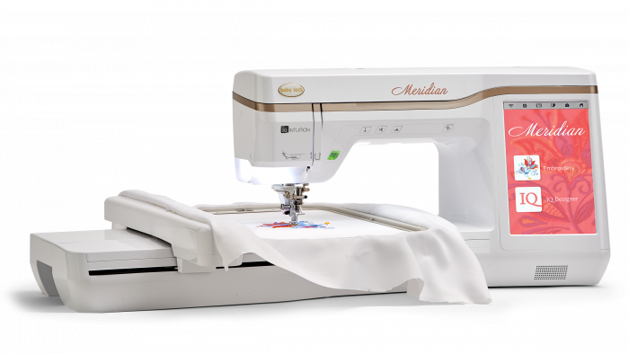 Baby Lock Meridian Embroidery Machine