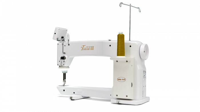 Baby Lock Tiara 3 longarm quilting machine