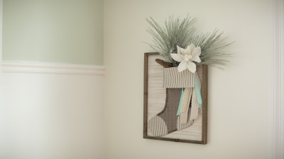 Stocking Wall Hanging_5