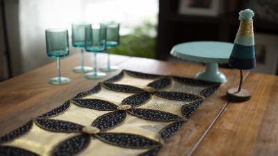 Gold Table Runner_2