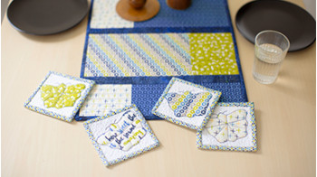 Quilted Summer Table Runner and Coasters.jpg