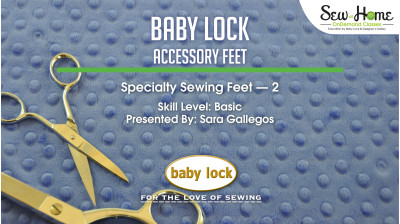 Baby Lock Quest Plus