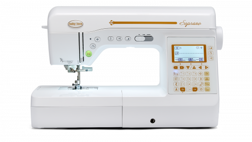 Baby Lock Soprano Quilting and Sewing Machine
