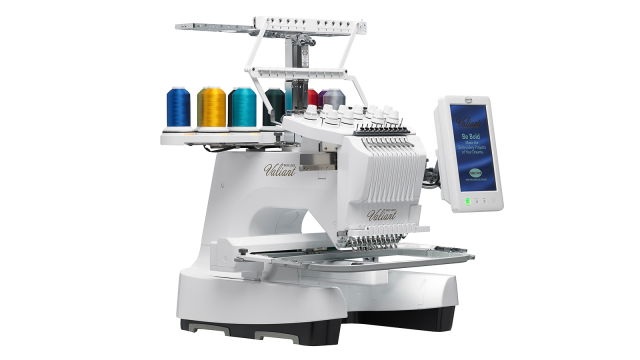 Valiant Multi-Needle Embroidery Machine- Baby Lock