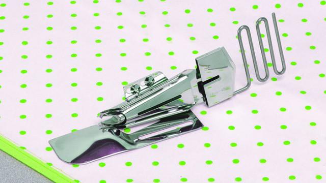 Double Fold Bias Binder For Babylock Coverstitch Evolution Evolve